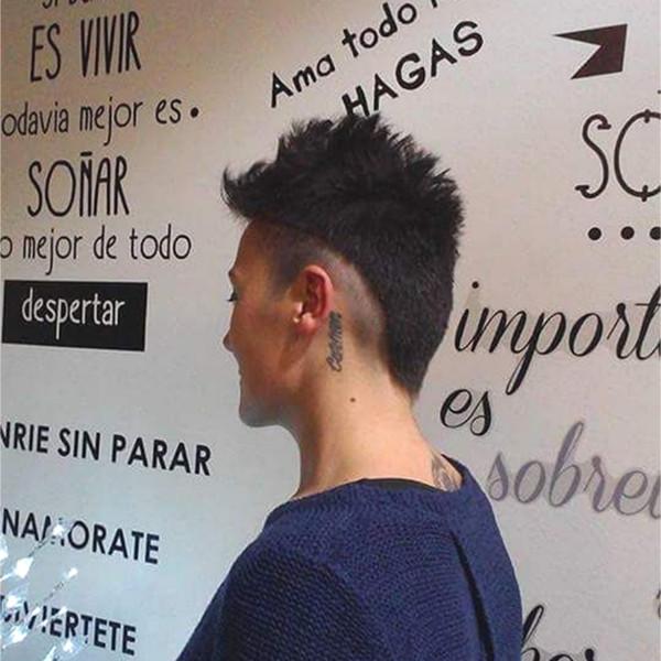 Corte de pelo chica